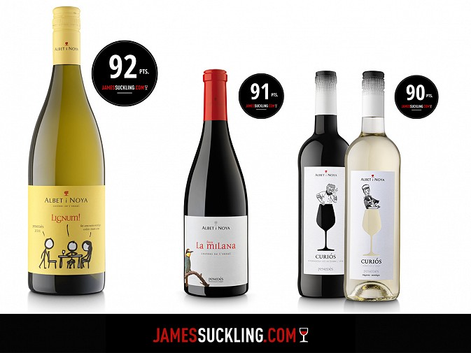 Tast anual de James Suckling