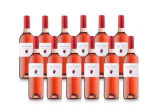 petit albet rosat vi ecològic