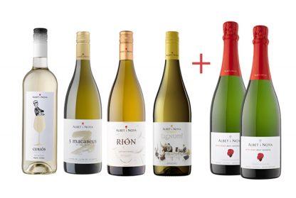 vi blanc albet i noya