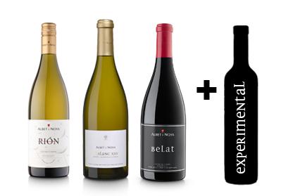 vins ecologics albet i noya