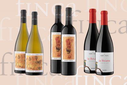 vins ecològics finca